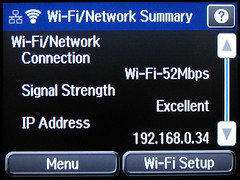 EF-4630 WiFi Summary