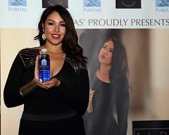 Puritas Proudly Presents TINA ALDANA