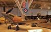 Lancaster and Spitfire - Ottawa