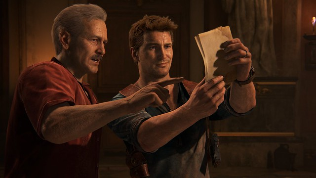 Uncharted 4: A Thief's End, PS4