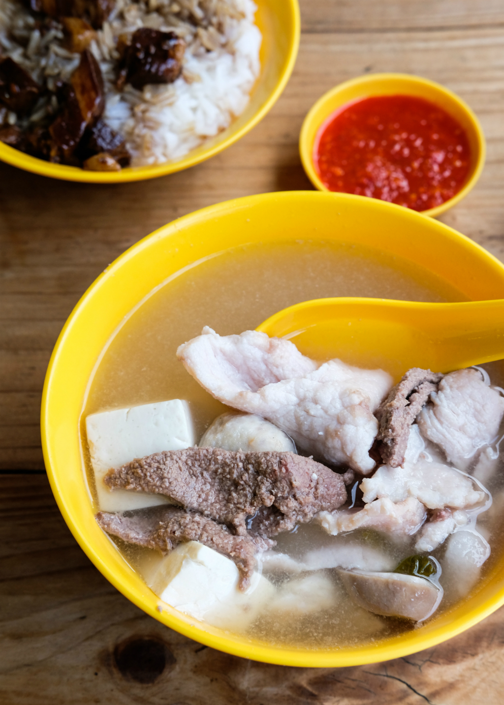 Guide to Jalan Besar & Lavender: Authentic Mun Chee Kee King of Pig's Organ Soup