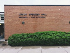 univercity of utah: orson spencer hall