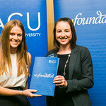 ACUscholarship2016-180  Olivia Gurr and Gemma Messenger (Aspen)