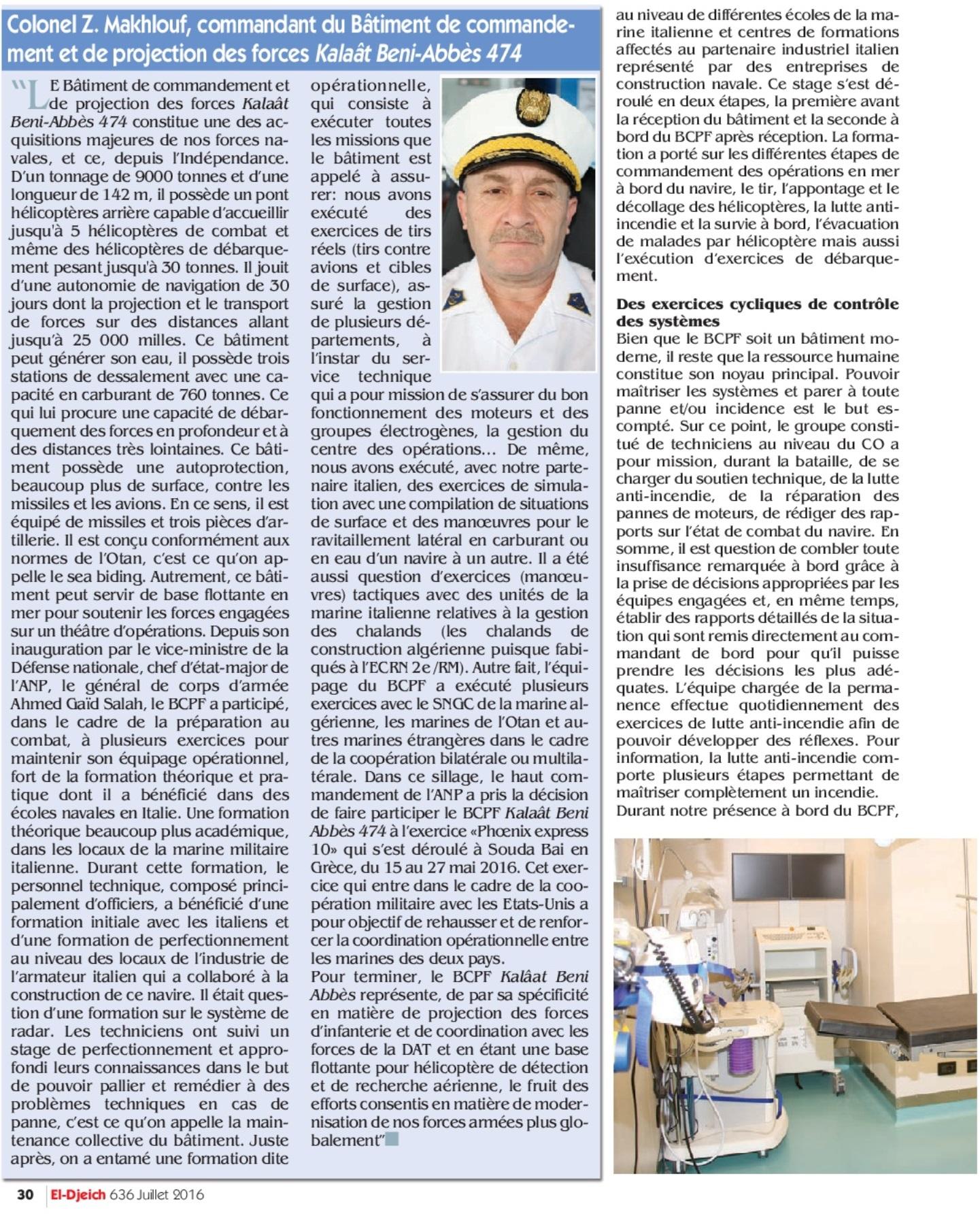 Armée Algérienne (ANP) - Tome XIV - Page 37 27737183353_d7f6a2185f_o