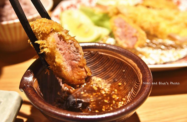 銀座杏子豬排台中美食餐廳景點廣三SOGO店32