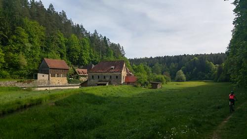 Mühlengrund in der Fränkischen