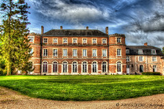 Chateau de Denonville HDR -28-