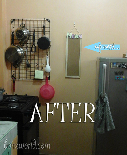 kitchen project after look