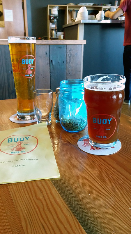 Buoy Brewery, Astoria, Oregon, Apr 2015