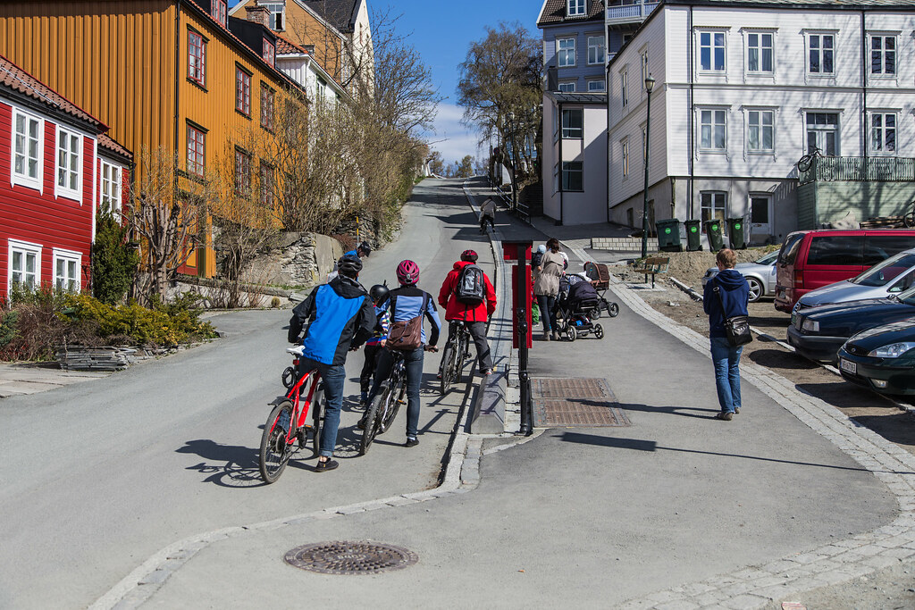Trampe-the-bicycle-lift-in-trondheim-norway
