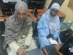 Web2.0 and Social Development Training at University of Gezira