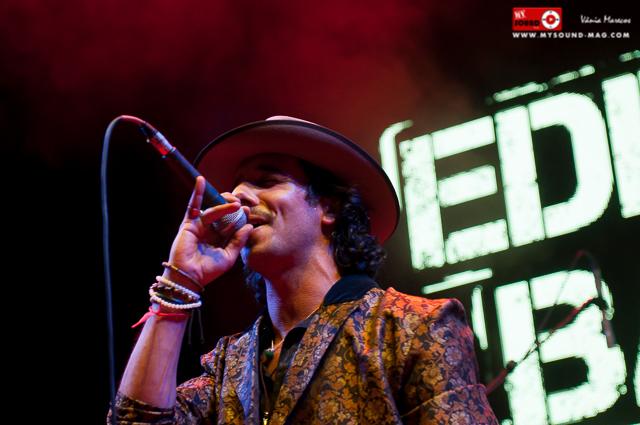 Light Gun Fire em EDP Live Bands 2015