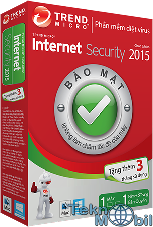 Trend Micro Internet Security 2015 v8.0.1133 Full