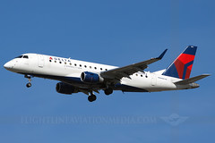 Delta Connection (Compass Airlines) Embraer 175LR N604CZ