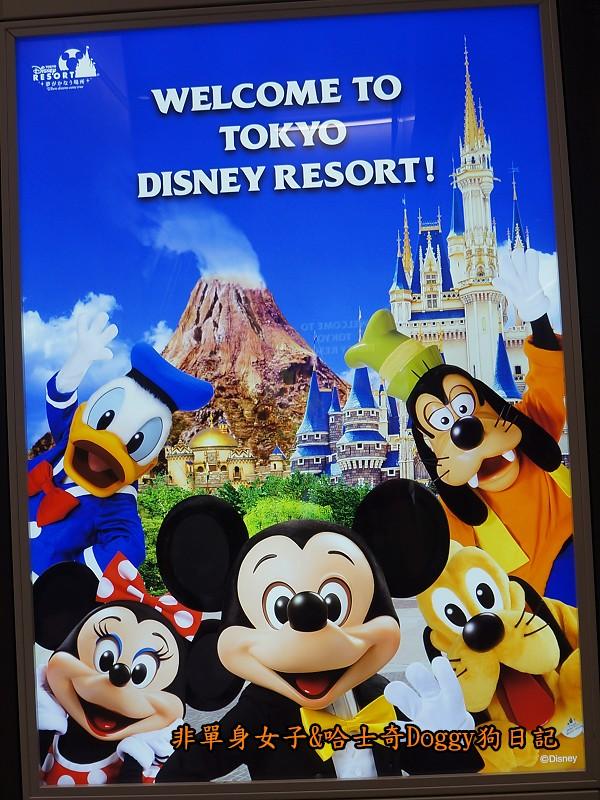 東京迪士尼樂園01