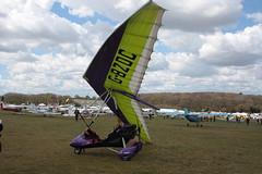 G-BZDC Mainair Blade Popham