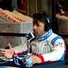 Oriel Servia on the radio by patentboy