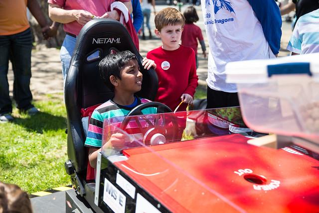 Science Carnival 2015