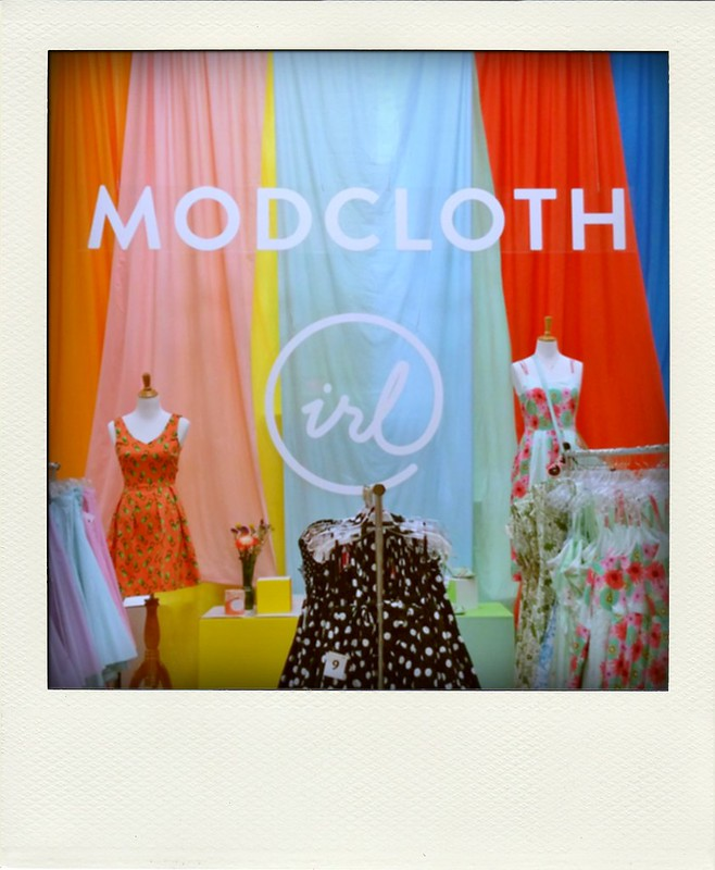 Photo Diary: ModCloth's #ModClothIRL Pop-Up Shop Event in L.A.