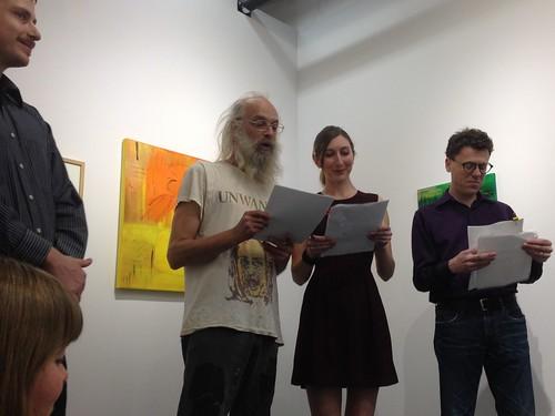 at Platform gallery