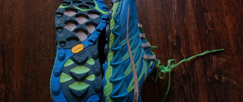 Recenze: Merrell All Out Peak