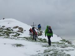 Gipfelkreuz Kleiner Laugen