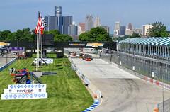 Belle-Isle - 2015 Pirelli World Challenge Saturday Raceday -