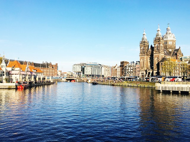 Amsterdam, The Netherlands in the Spring | Girls Guide To Scandinavia