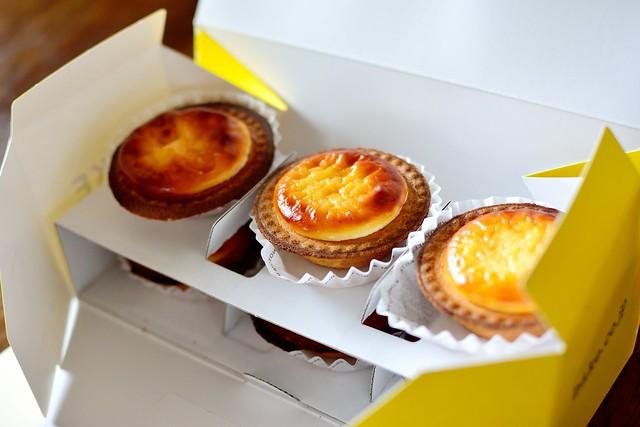 BAKEのチーズタルト6個入りボックス
