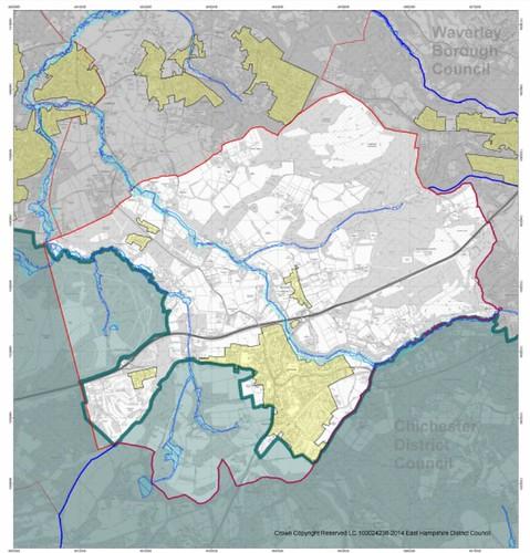 liphook settlement and flood
