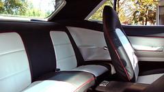 Plymouth Cuda custom interior