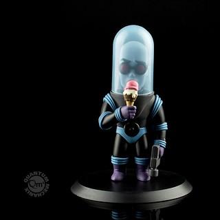 Quantum Mechanix【急凍人】Mr. Freeze 你到底是有多愛冰啊?!