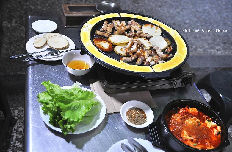 台中霧峰韓式料理美食瑪希噠韓式小吃平價20