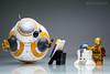 BB-8 : Aspiring Artist.