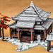 vintage temple by delayice