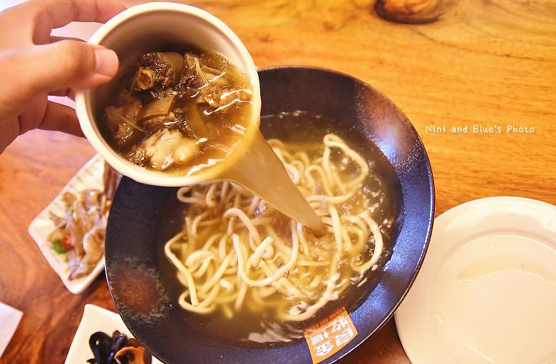 金門旅遊景點美食小吃伴手禮良金牛肉麵乾28