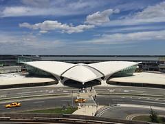 Abandoned Saarinen TWA Terminal