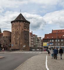 Tower in Gdansk