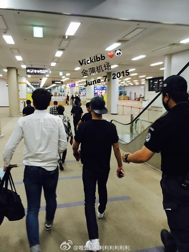 Big Bang - Gimpo Airport - 07jun2015 - Seung Ri - vickibblee - 02