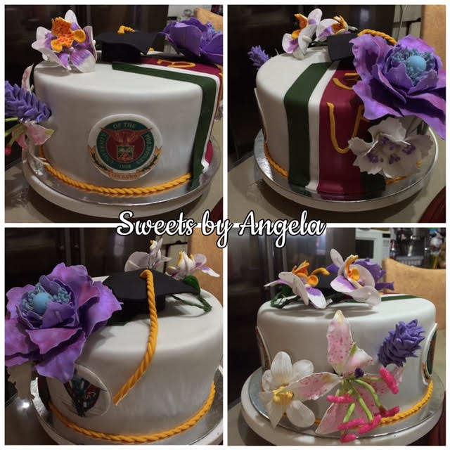 Sablay Cake by Angela Pascual