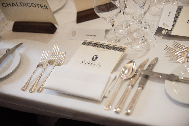 Athenaeum Dinner 2015