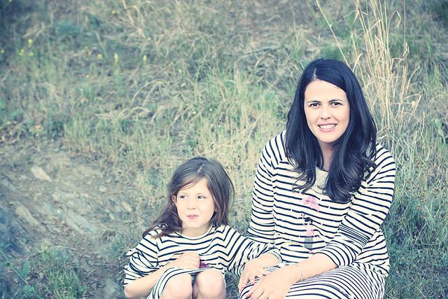 Delicada Greta Mum and me
