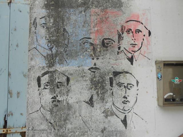 murales, Giacomo Matteotti, Rovigo