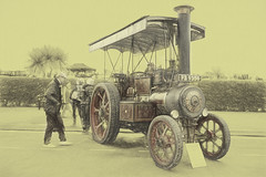 wheel, vehicle, transport, steam engine,