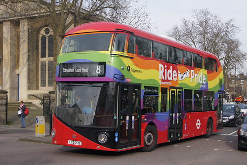 Stagecoach LT239 Ride with Pride (c) David Bell