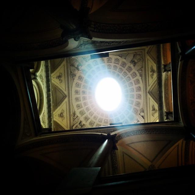 Palazzo Braschi: prospettive interne