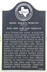 Photo of Black plaque number 18779