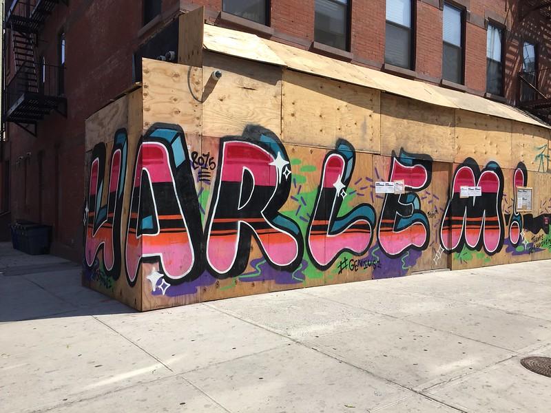 Harlem magic
