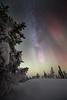 Hidden Lake Milky Way, Yellowknife