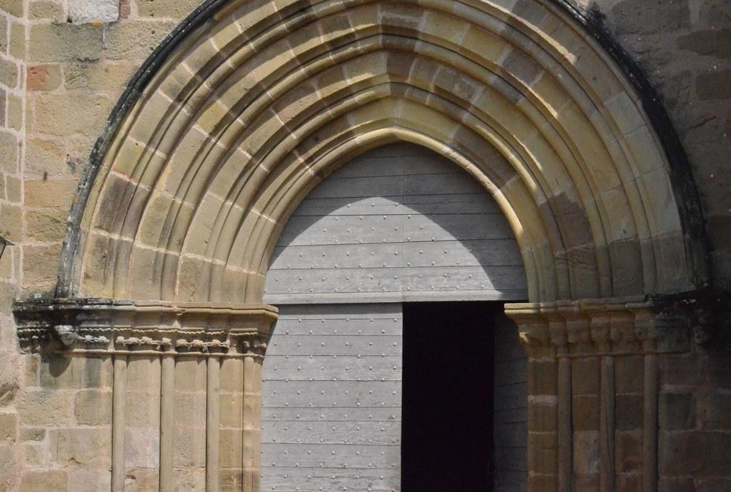 Malemort (Corrèze), prieuré St-Sanctin - 02